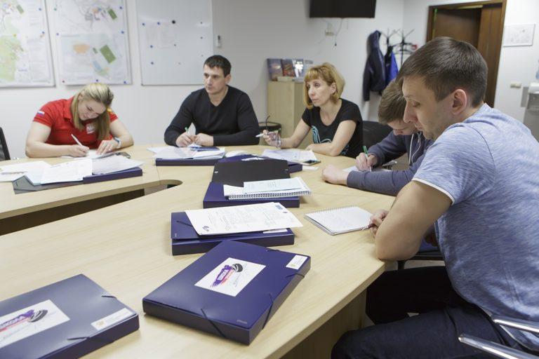 Школа тренеров в Пересвете