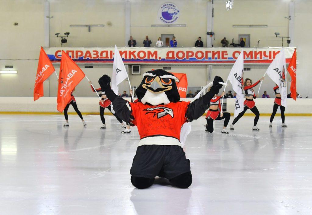Сибирское дерби