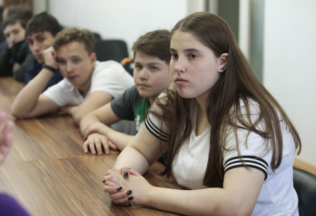 Всероссийский интенсив по следж-хоккею и в Дмитрове