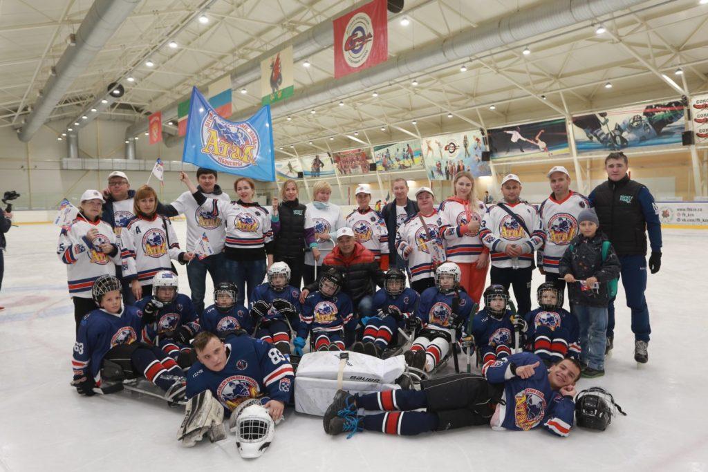 Межрегиональный турнир ПФО в Казани