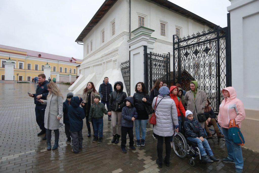Околохоккей в Казани