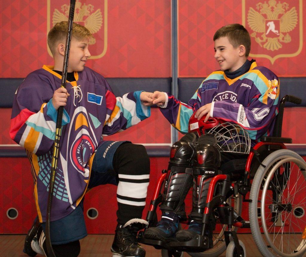 Hockey Family Camp