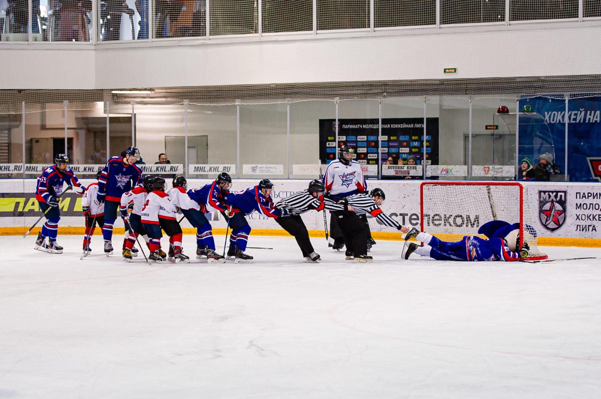 Открытие команды на Сахалине