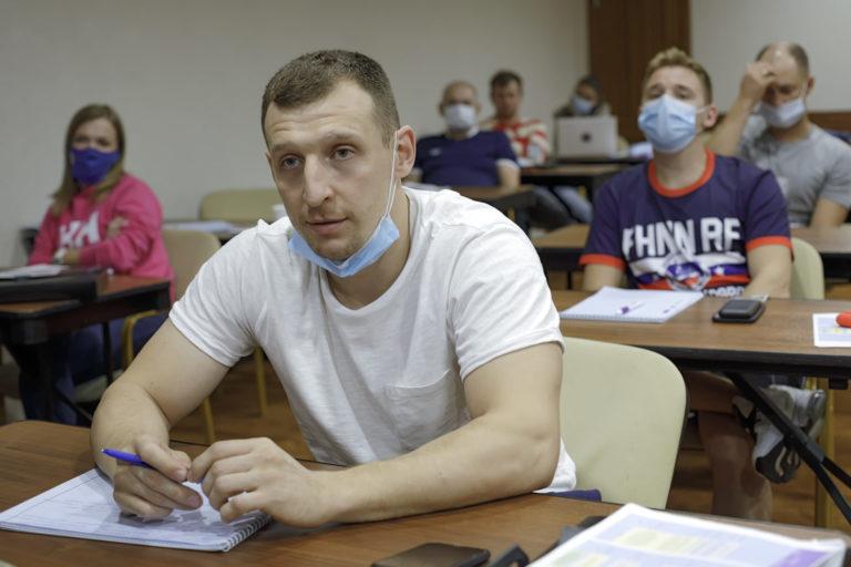 В Москве завершила работу «Школа тренеров»