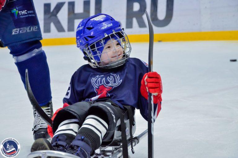 Проект «Мы играем в следж-хоккей» вошел в ТОП 100 лучших проектов