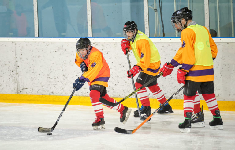 «Hockey Family Camp» в Карелии