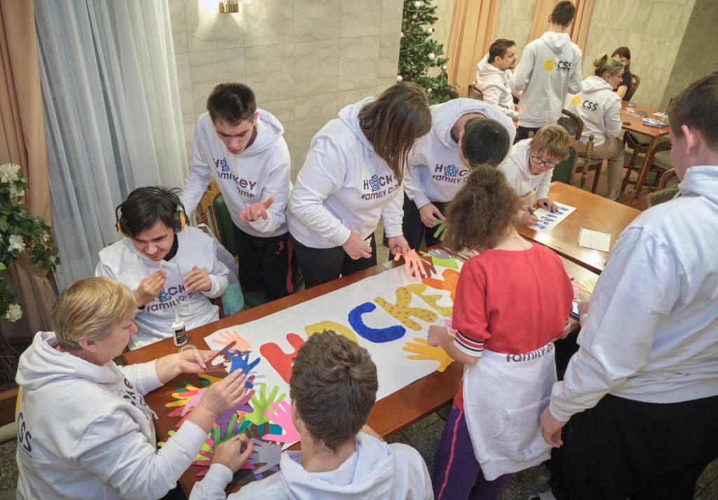 Хоккей объединяет детей: «Hockey Family Camp» побывал в Карелии