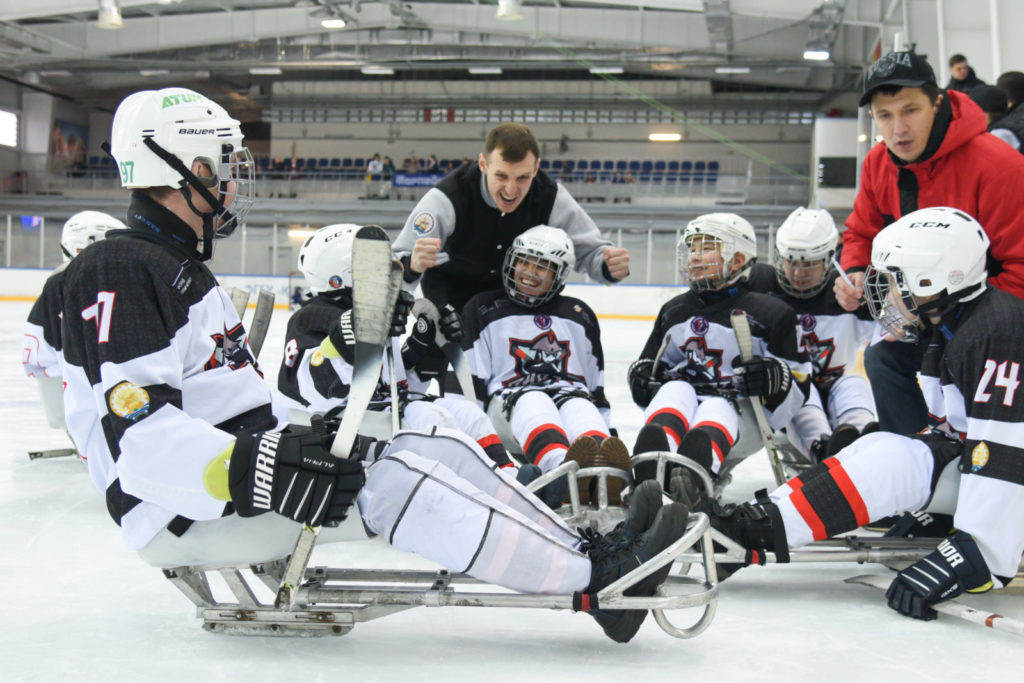 Нижний Новгород примет Всероссийский Фестиваль адаптивного хоккея 2021