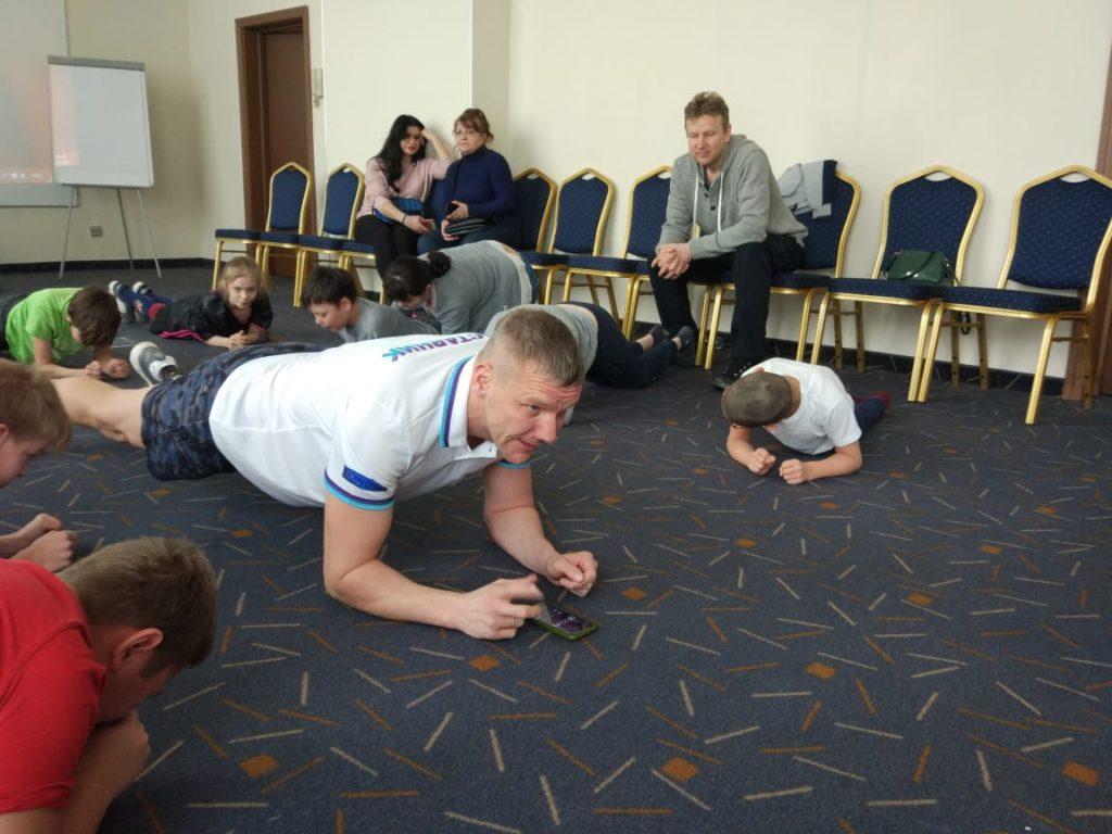 Мастер-класс Владимира Каманцева в Екатеринбурге