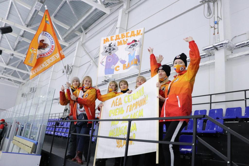 Межрегиональный турнир по адаптивному хоккею «Перле – Вместе»