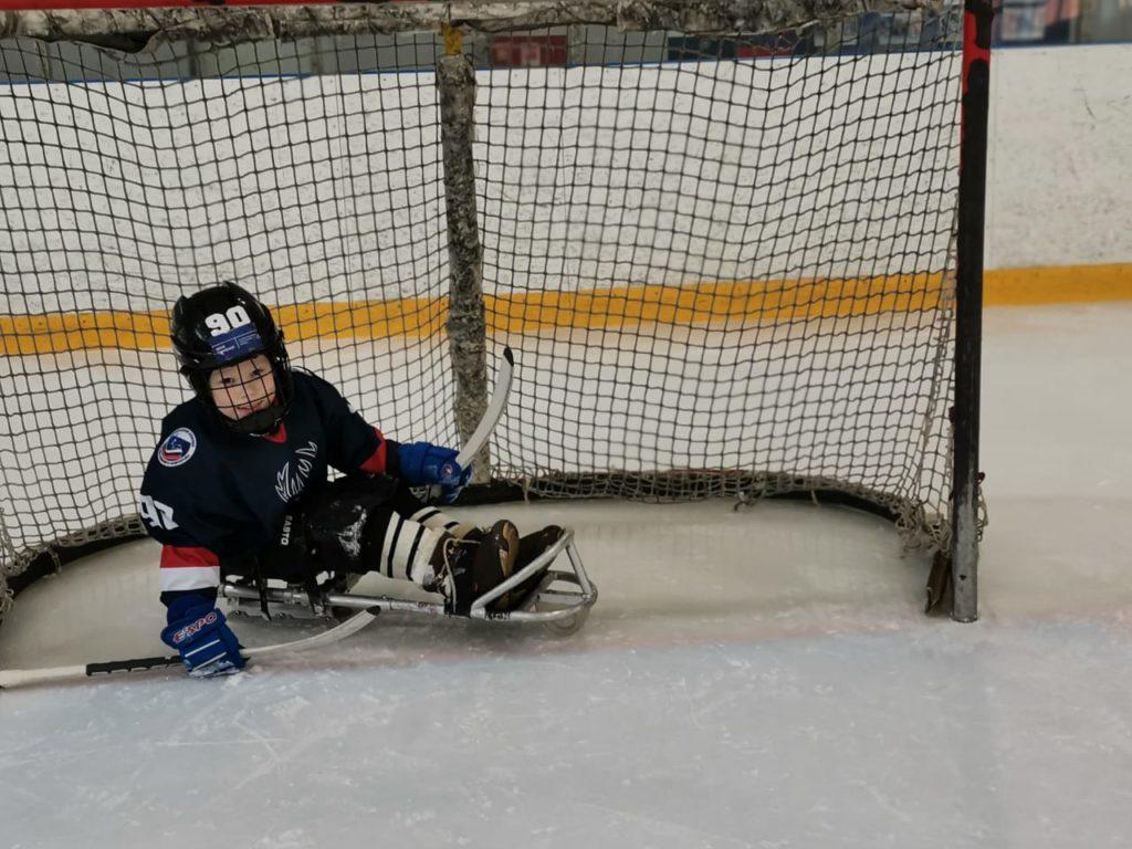 Марина Черкасова: «Следж-хоккей - это не только спорт, но и социализация»