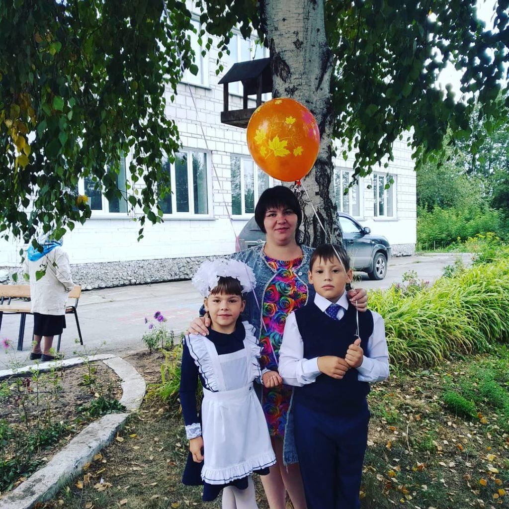 Александра Вострикова: «Ребенку надо давать развиваться»