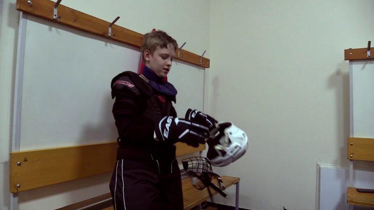 Экипировка в следж хоккее