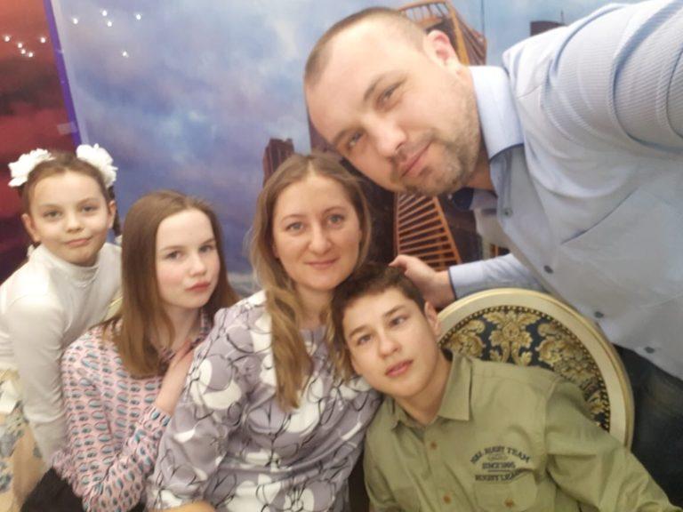 Вадим Котляр: «Моя жизнь перевернулась на 360 градусов»