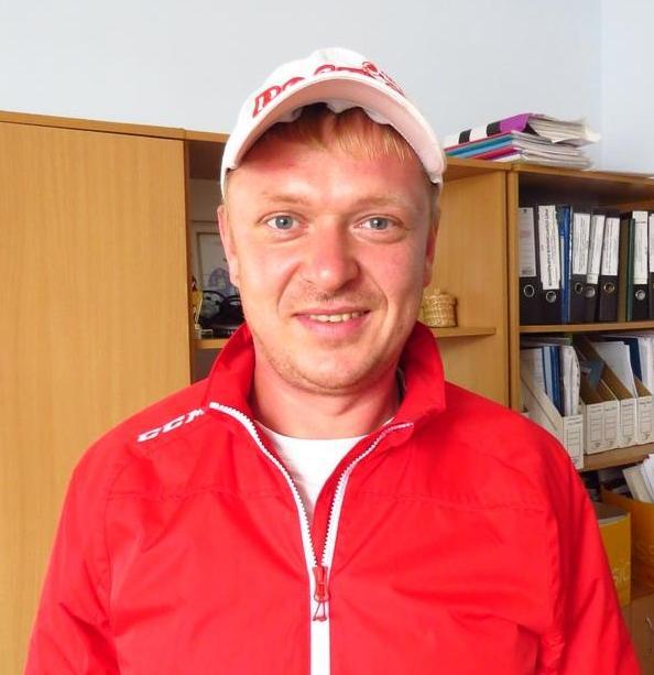 Александр Ларионов, Чебоксары