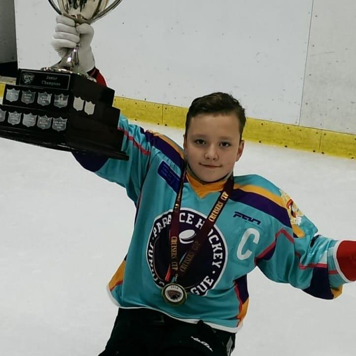 «Мой сын пришел в следж-хоккей мальчиком, а сейчас он благородный мужчина», изображение №4