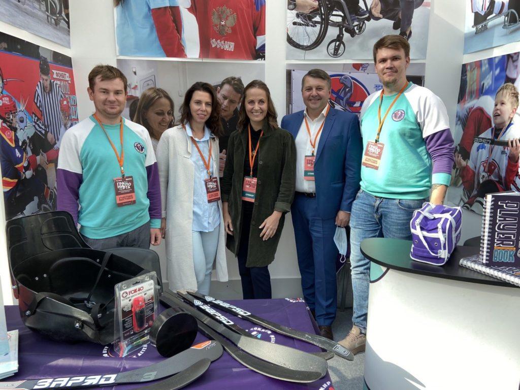 Всероссийский форум «Живу спортом» завершился в Москве