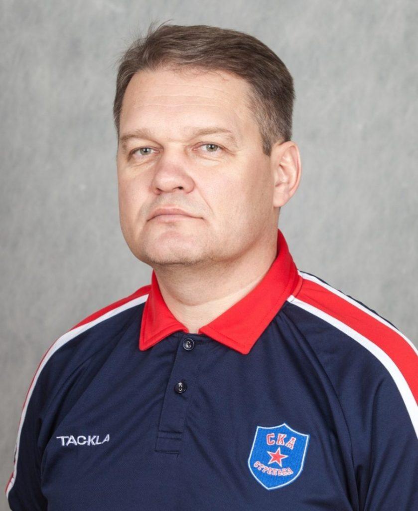 Андрей Иванов, Санкт-Петербург