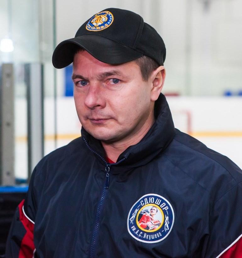 Александр Денисов, Тула