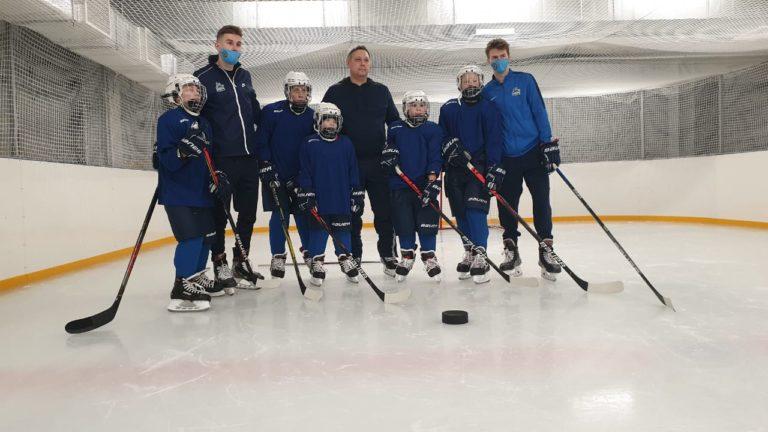 Четвертая команда по хоккею для незрячих создана в Новосибирске
