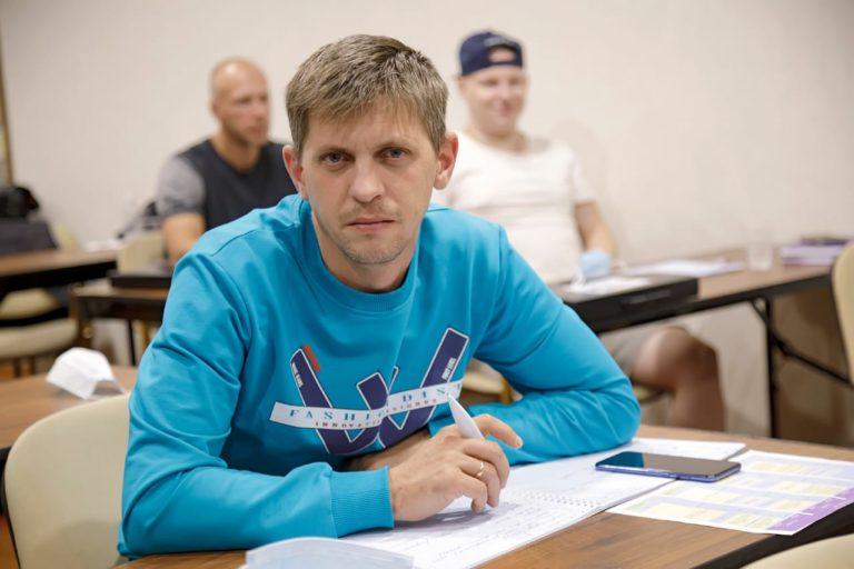 Илья Жуков, Пенза