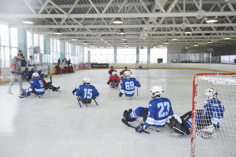 Турнир «Хоккей без границ» г. Пенза