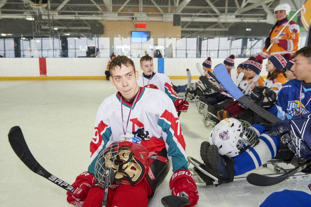 """Турнир """"Хоккей без границ"""" г. Пенза"""