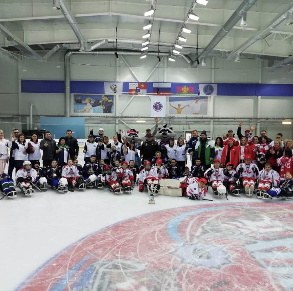 Полина Степанова: «Главная ценность следж-хоккея - команда»