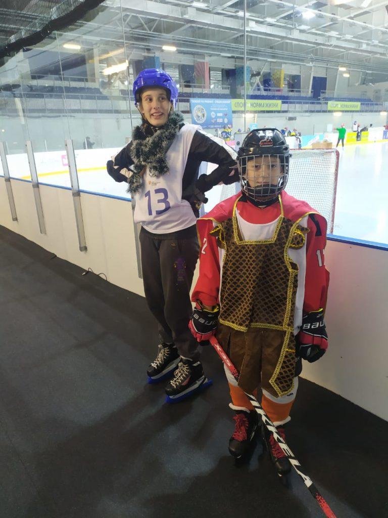 Юлия Хандогина: «В хоккее для нас очень важна команда»