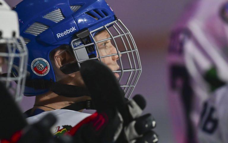 Стартовал прием заявок на конкурс «Хоккей без барьеров»