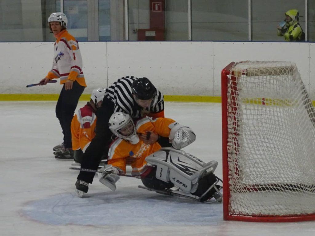 Турнир по следж-хоккею «Содружество» завершился в Саратове