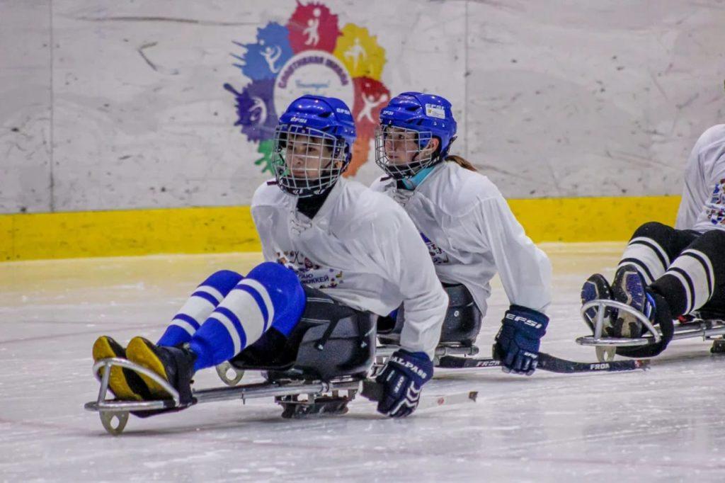 Олеся Варданян: «Как же прекрасно, что есть следж-хоккей!»