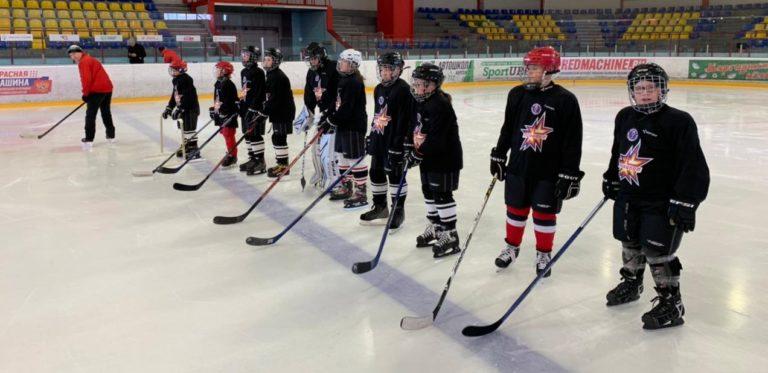 Чем завершился поединок по хоккею для незрячих?