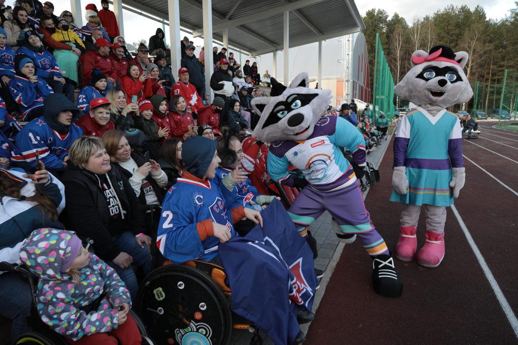 III Всероссийский фестиваль адаптивного хоккея 2021 Нижний Новгород