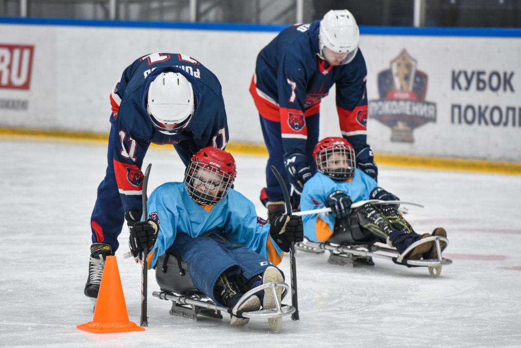 Hockey Family Camp в г.Пермь