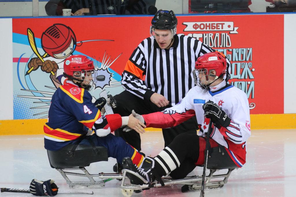 Алексей Ягудин откроет Всероссийский фестиваль адаптивного хоккея