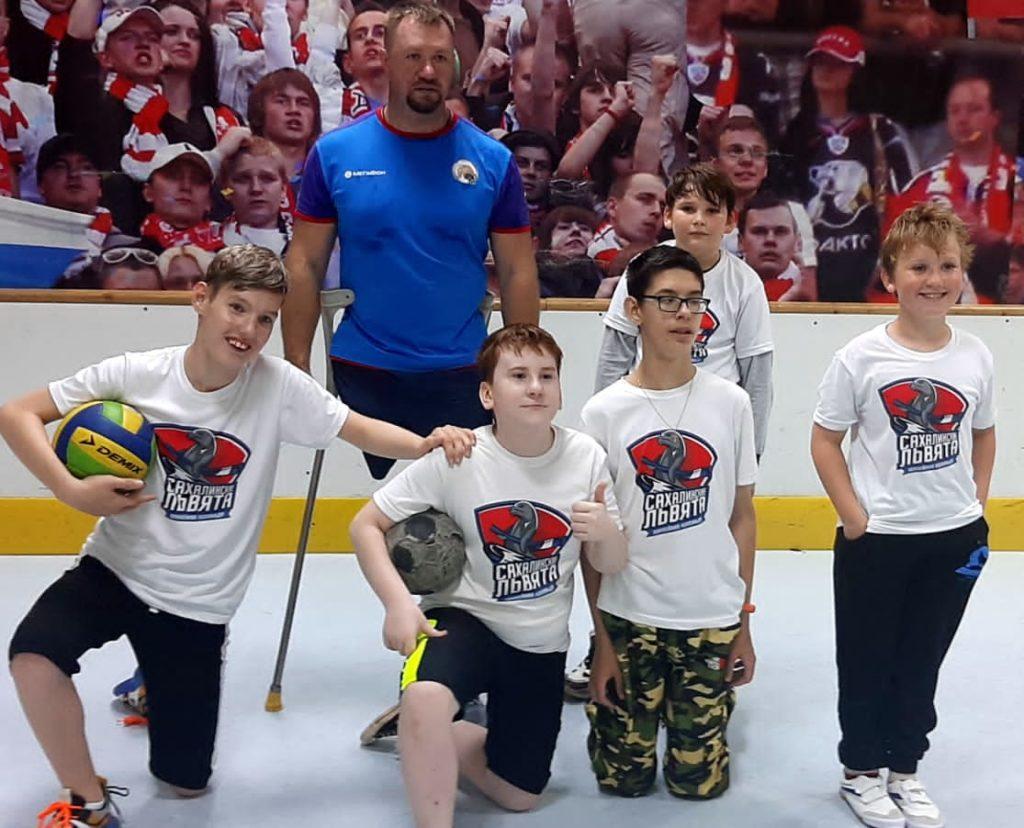 Оксана Федоровичева: «Богдан живет хоккеем, и я вместе с ним»