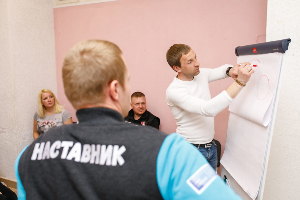 «Медведи» и «Атал» учились мастерству у Ильи Попова