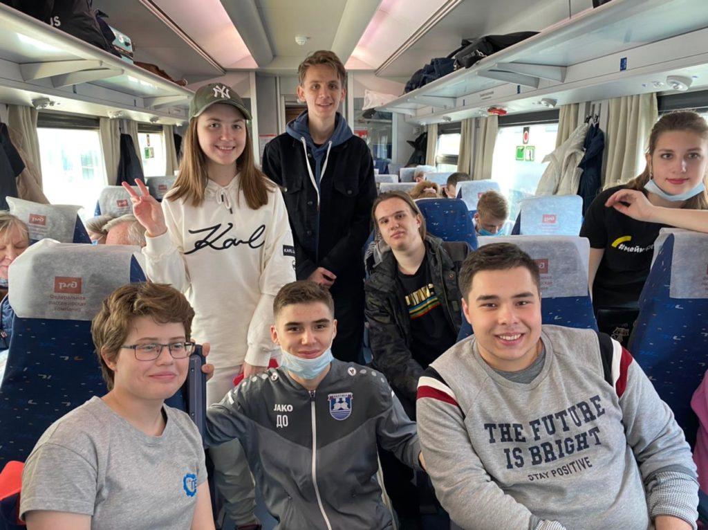 Всероссийский молодежный пресс-центр будет работать на Hockey Family Fest