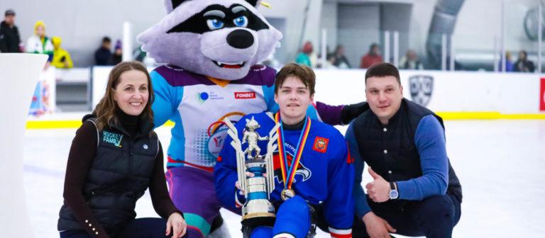 В Нижнем Новгороде состоялся фестиваль адаптивного хоккея