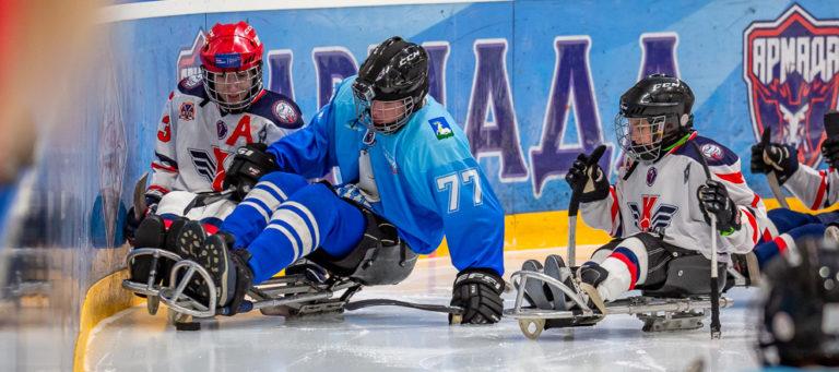 Ирина Ежова: «Следж-хоккей — это уже стиль жизни»