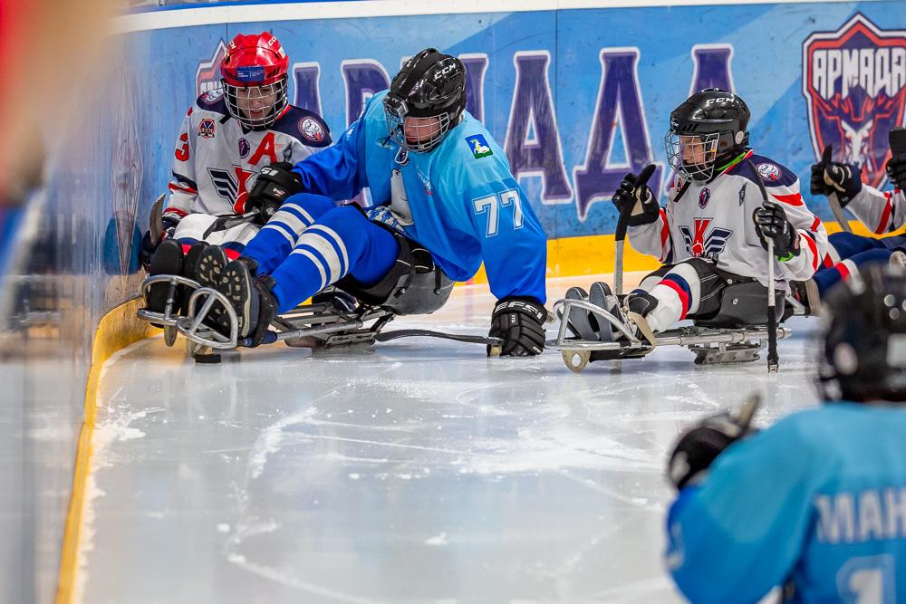 Ирина Ежова: «Следж-хоккей - это уже стиль жизни»