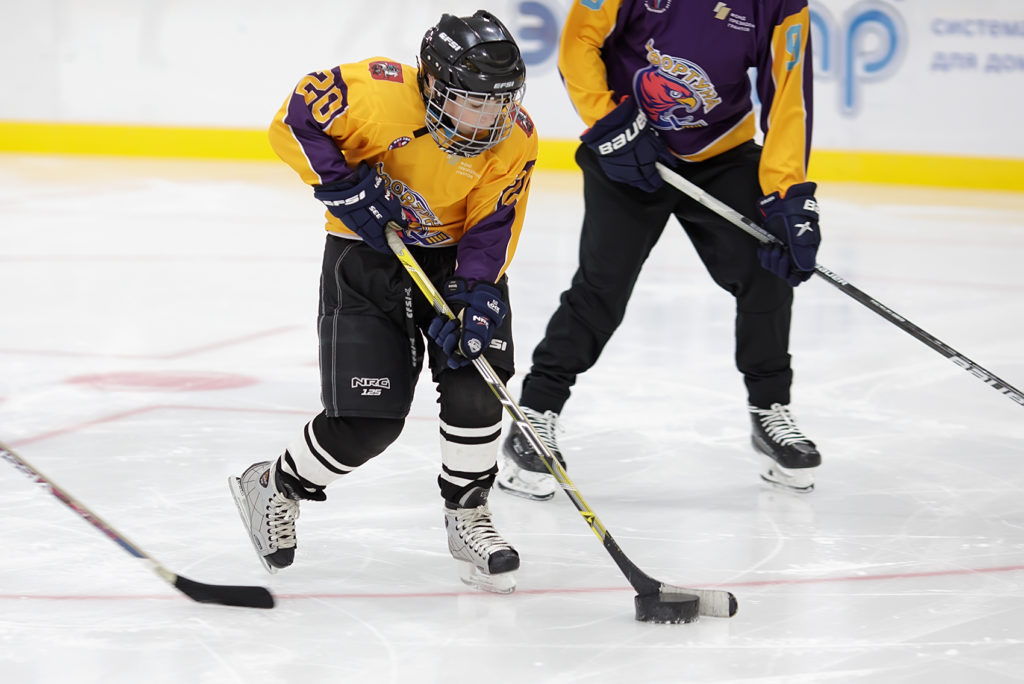 Игроки НХЛ и КХЛ проведут благотворительную акцию в поддержку незрячих хоккеистов