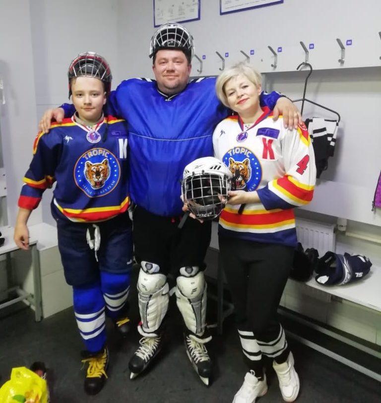 Ольга Гаврилова: «Пришёл мой сын в следж-хоккей мальчиком, а сейчас ведёт себя как благородный мужчина»