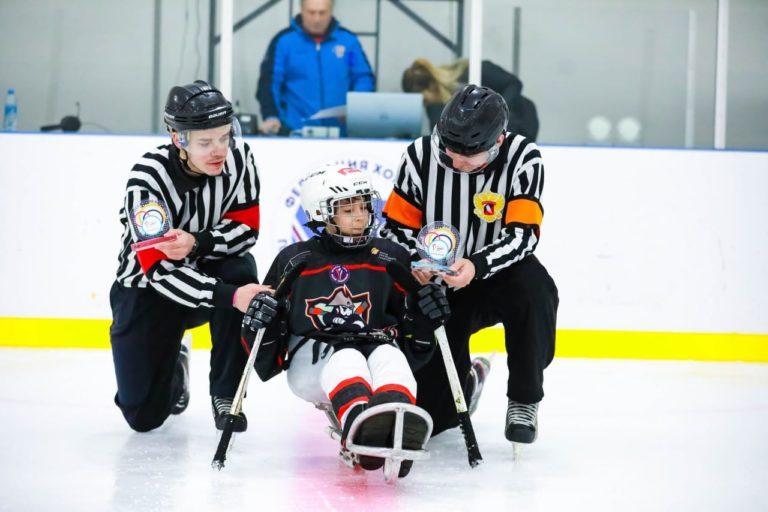 Стартовал конкурс грантов «Хоккей без барьеров»