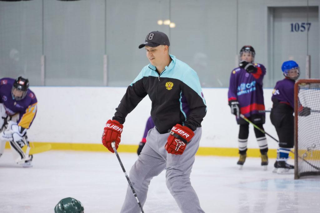 Hockey Family Camp 2021