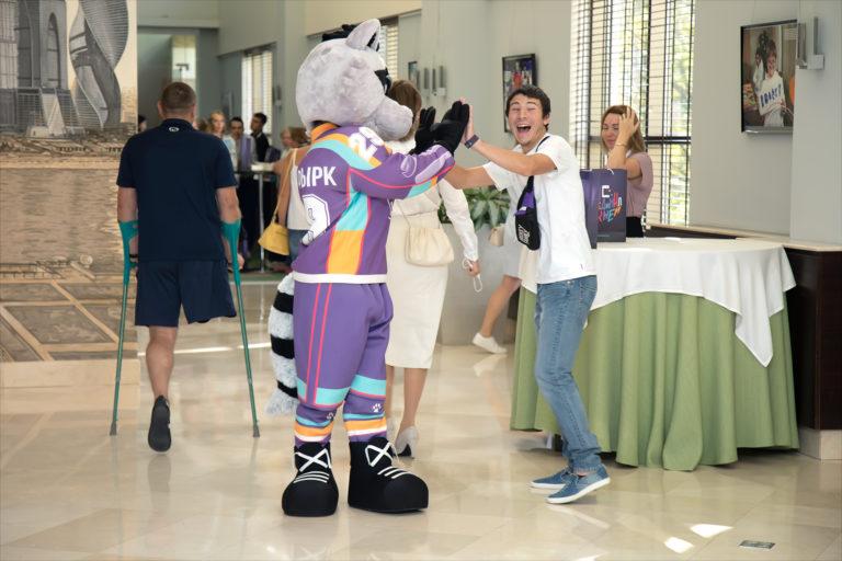 Международная конференция: «Детский адаптивный хоккей как драйвер социальных изменений в обществе»