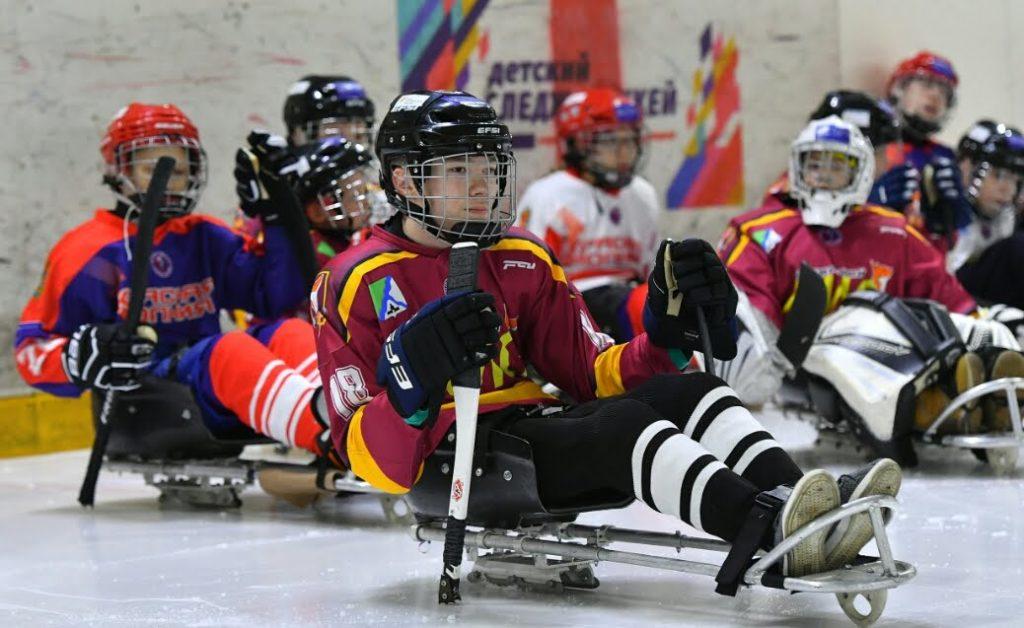 Наталья Спичак: «Не знаю, как бы мы жили без следж-хоккея»