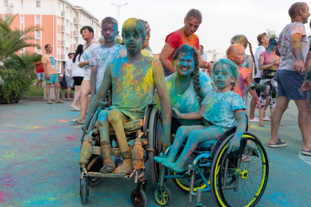 Люди с инвалидностью имеют безграничные возможности, если общество готово им помогать
