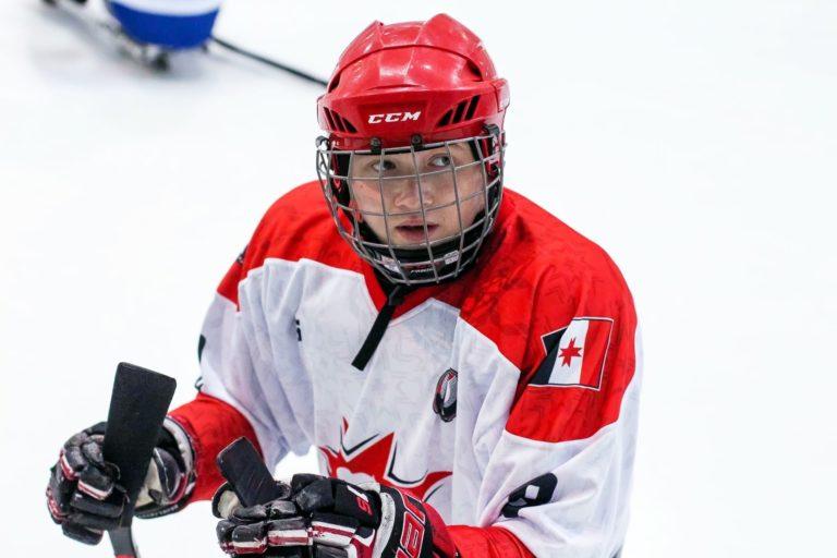 Анастасия Барадачева: В следж-хоккее вдохновляющая история есть у каждого ребёнка